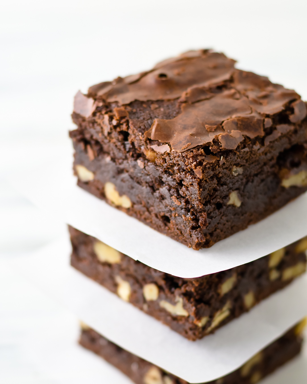 Browned Butter Brownies Recipe — Dishmaps